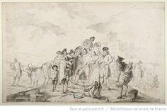 [El ciego de la guitarra] : [estampe] ([Épr. d'état]) / Goya - 1