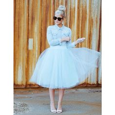 Absolutely obsessed with @Cara Loren's look today on caraloren.com with our skirt, sunnies and earrings! #windsorgirl