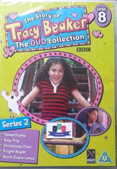 Please check this item out on my eBay store! The Story Of Tracy Beaker - Series 2 Disk 8 DVD 2002 New And Sealed