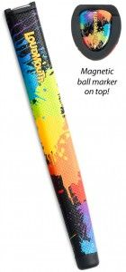 Paint Balls Oversize TourMARK Putter Grip Golf Accessories, Markers, Balls, Golf Grips, Paint, Crafts, Sharpies, Picture Wall, Manualidades