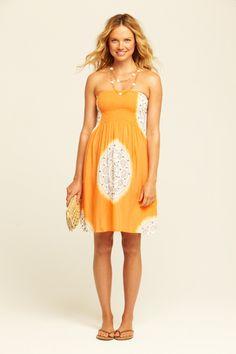 Pull On Mini::DRESSES::CLOTHING::SALE::Calypso St. Barth