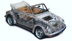 VW Käfer Cabrio | Flickr - Photo Sharing!