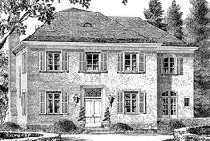 Monet House Plan SL-073