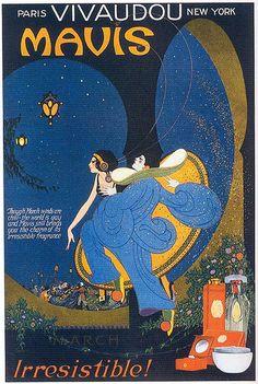 Fred L. Packer, Mavis Perfume, March 1920 by Gatochy, via Flickr