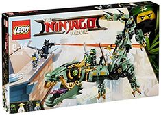 From 31.99 Lego Ninjago Movie 70612 Green Ninja Mech Dragon Toy