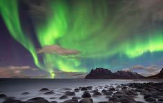 The Northern Lights - Aurora Borealis over Ireland Waterford Ireland, Winter Travel Outfit, Travel Drawing, Ireland Travel, Greek Islands, Aurora Borealis, Places To Go, Northern Lights, Travel Photography