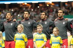 Iranian National Team vs Sweden Iran National Football Team, Iranian, Sweden, Beautiful People, Sports, Hs Sports, Sport
