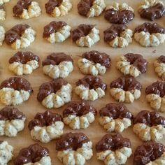 Rezept Spritzgebäck aus der Gebäckpresse von Sonnenschein1280 - Rezept der Kategorie Backen süß
