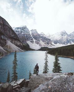 Cameron Lee Anderson — Moraine Lake, Banff National Park.