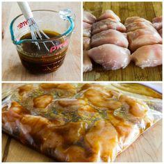 Grilled Chicken Kabobs with Asian MarinadeReally nice recipes.  Mein Blog: Alles rund um die Themen Genuss & Geschmack  Kochen Backen Braten Vorspeisen Hauptgerichte und Desserts # Hashtag