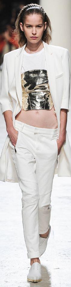 Barbara Bui Spring 2015 Ready-to-Wear