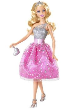 Barbie Modern Pink Princess Party Doll « Game Searches