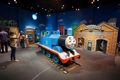 We're so excited for our next traveling exhibit! Thomas & Friends: Explore the Rails will be here September 2015! We can't for you to join us as we #ExplorewithThomas