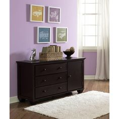 Great Baby Dresser/changing Table