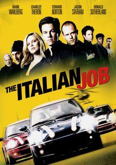 The Italian Job!! Love this movie too!