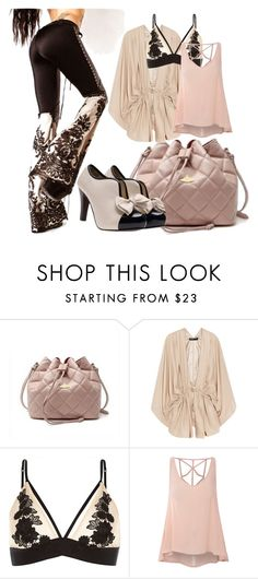 """Untitled #283"" by forkelly1 ❤ liked on Polyvore featuring Vision, Elizabeth and James, River Island and Glamorous"