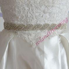 22,55 3sztwholesale bride new rhinestone crystal latest design ladies girls  stretch western belts ray207-in Belts & Cummerbunds from Women's Clothing & Accessories on Aliexpress.com | Alibaba Group