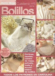 CUADERNO DE BOLILLOS 005 - Almu Martin - Álbumes web de Picasa