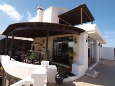 4 bedroom detached villa for sale in Canary Islands, Lanzarote, Guime - Rightmove. Tenerife, Villa, Outdoor Decor, Home Decor, Lanzarote, Teneriffe, Homemade Home Decor, Fork, Decoration Home