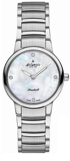 Atlantic SeaShell Diamonds Ladies   26355.41.09