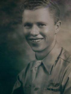 Veteran Kirby H. Woehst, Atria Cypresswood tells his experience from the war - Atria Senior Living Blog, Wit and Wisdom #veteran #WW2