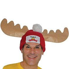 Wally World Hat - National Lampoon's Vacation Antler Headwear Fleece Cap Morris Costumes http://www.amazon.com/dp/B00O5CUT9G/ref=cm_sw_r_pi_dp_NOrzub1RCCCDV