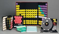 This interactive periodic study set is designed to make learning about the periodic table of elements accessible to students who are blind or visually impaired.