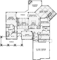 7700 Square Feet 6 Bedrooms 4 Batrooms 4 Parking Space On 2 Levels House Plan 19161 moreover Authentic moreover Southern Style House Plans 2674 Square Foot Home 1 Story 4 Bedroom And 2 3 Bath 2 Garage Stalls By Monster House Plans Plan 91 133 moreover 350014202265161628 further Rds9919 Garage Apartment. on farmhouse southern living house plans