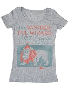 Wonderful Wizard of Oz T-Shirt - for teens and adults