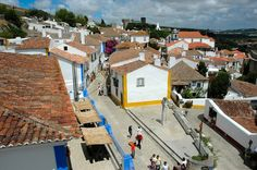 Óbidos, Portugal on Fotopedia