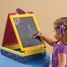 Take It Easel with White & Black Board by B. Toys 70.1487
