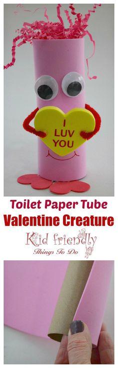 Easy Valentine Creat