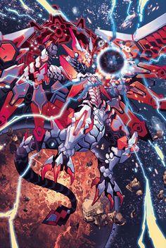 Vanguard gravity dragon