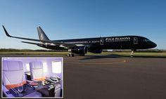 Four Seasons unveil brand new luxury private jet