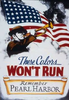 War Poster - Pearl Harbor