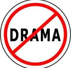 No Drama!!!'nn
