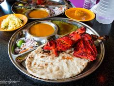 kapitan-restaurant-penang ( Must eat Tandoori Chicken in Penang )