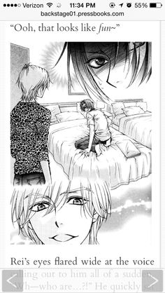 Back Stage!! Vol. 1 Ch. 2 (Rei and Shougo)
