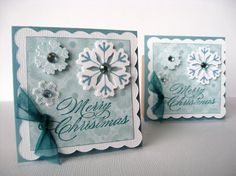 Snowflake tags by mailbox memories
