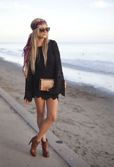 Mia Paty | Boho Looks | Chicisimo