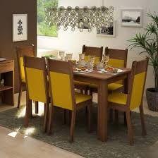 Resultado de imagem para conjuntos de mesas e cadeiras para sala de jantar
