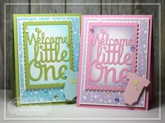 Welcome Little One by Jen Shults