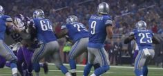 The Detroit Lions face the Minnesota Vikings on Thanksgiving Day. [Image via OnePride TV/YouTube]