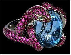 보석 디자인의 영원한 아름다움 부쉐론의 반지 보석 : 네이버 블로그