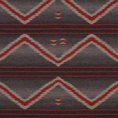 Sacred Mountain Blanket – Churro - Trading Blankets - Fabric - Products - Ralph Lauren Home Red Fabric, Wool Fabric, Chair Fabric, Fabric Decor, Upholstery Fabrics, Ralph Lauren Fabric, Ralph Lauren House, Sacred Mountain, Navajo Rugs