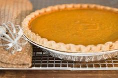 Cushaw Pie Recipe: Cushaw Pie