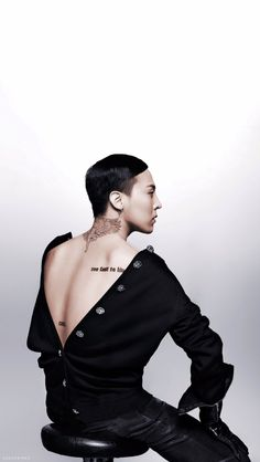 G-Dragon | Vogue Korea 20th Anniversary Issue