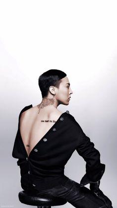 G-Dragon   Vogue Korea 20th Anniversary Issue