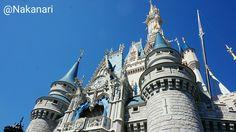 Another beautiful day in Orlando. A perfect Mickey day! #Nakanarilife #magickingdom #waltdisneyworld