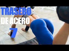 ▶ Reafirma tu cola TRASERO de ACERO Ejercicio 7 en tu gimnasio. - YouTube